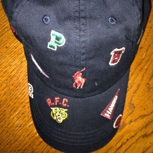 Polo Ralph Lauren Patchwork Hat